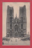 BRUXELLES [Bruxelles ~ Belgique] -->   Eglise Sainte Gudule - Monumenti, Edifici