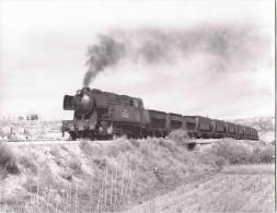 2.42 T Samper De Calanda Fuel - Remorque Une Rame De Trémies Vides Pour Andorra - 1976 - Trenes