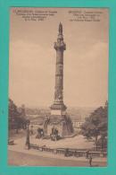 BRUXELLES [Bruxelles ~ Belgique] --> Colonne Du Congrès. Tombeau D'un Soldat Inconnu Belge - Monumenti, Edifici