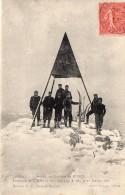 39 Environs De Morez, Ascension De La Dole  En Skis - Morez