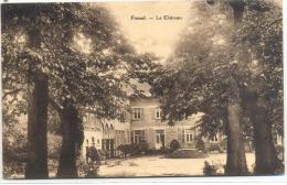 FUMAL-LE CHATEAU-KASTEEL-CARTE ENVOYEE 1934-EDIT.DETRISCHE-HOUGA RDY - Braives