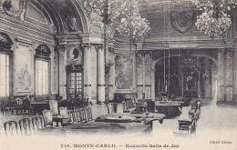 Monaco Monte Carlo Nouvelle Salle De Jeu - Casino