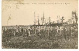 Grivesnes Cimetière Militaire De St Aignan - France