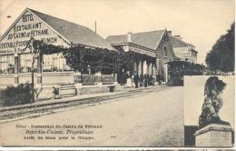 BETHANE-HOTEL RESTAURANT DU CASINO DE BETHANE-ARRET DU TRAM POUR LA GILEPPE-TRAM-CARTE ENVOYEE 1908 - Limbourg