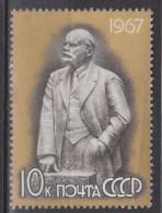 Russie N° 3281 *** Anniversaire De La Naissance De Lenine - 1967 - Unused Stamps