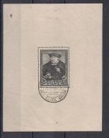 COB Bloc 4 (410) Obl  - Expo Internationale Bruxelles - Voir Image - Used Stamps