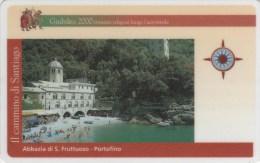 *ITALIA: VIACARD - GIUBILEO 2000 (50000)* - Usata - Non Classificati