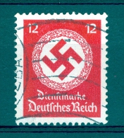 ALLEMAGNE  SERVICE  REICH  ANNÉE 1934   N° 99 A  OBLITERE - Dienstzegels