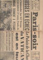 Paris-soir  2 Janvier 1940 - Giornali