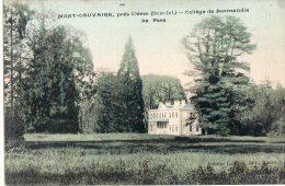 Mont-Cauvaire      76       Collège De Normandie      (voir Scan) - Altri Comuni
