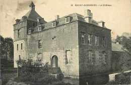 Oct13 74 : Bavay-Audignies  -  Château - Bavay