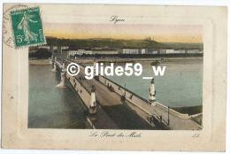 LYON - Le Pont Du Midi (animée) - Lyon