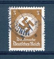 ALLEMAGNE SERVICE  REICH  ANNÉE 1934   N°  93  OBLI - Dienstzegels