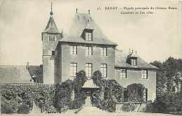 Oct13 96 : Bavay  -  Château Ramez - Bavay