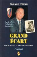 GRAND ECART RECIT PARCOURS SAINT CYRIEN OFFICIER PARACHUTISTE INDOCHINE BCCP  7 BPC TAP PARA  ALGERIE 3 RPIMA - French