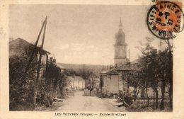 LES VOIVRES Entrée Du Village - France