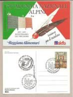 Italia - Cartolina Commemorativa Della 70° Adunata Nazionale Degli Alpini A Reggio Emilia - 1997 - Militaria
