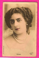 TOLEDO - Actrice, Demi Mondaine, Cocotte, Courtisane - 1904  Reutlinger Paris -  Actress, Woman, Courtesan - Artistas