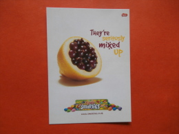 28428 PC: ADVERTISING: Nestle, Fruity SMARTIES. - Advertising