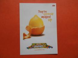 28430 PC: ADVERTISING: Nestle, Fruity SMARTIES. - Advertising