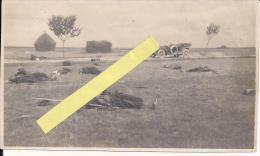 Marne Ourcq La Bataille Sept 1914 Turcos Zouaves Morts Photo Américaine Poilus 1914-1918 14-18 Ww1 WWI 1.wk - War, Military