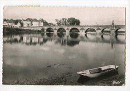 K25 - LA CHARITE-sur-LOIRE - Le Pont De Pierre (1955) - La Charité Sur Loire