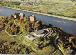 TZS5163 Bad Breisig Am Rhein Burg Rheineck   2  Scans - Bad Breisig