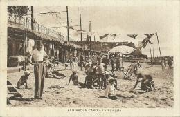 Albisola Capo(Savona)-La Spiaggia-1931 - Savona