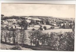 Burnontige Lez Werbomont, Panorama Du Fond Du Village Vers L'ecole Et Les Hauteurs De St Antoine (pk12593) - Ferrieres