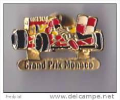PINS   AUTOMOBLIE  GRAND PRIX DE MONACO - Automobile - F1