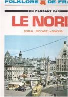 Le Nord   Line Dariel  Simons  Bertal    Grand Place Lille   Vinyl  ..lille La Voix Du Nord - Humor, Cabaret