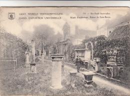 Gent, Exposition Universelle De Gand 1913, Sint Baafs Bouvallen (pk12607) - Gent