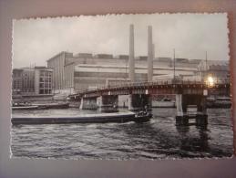 OUGREE - Le Pont D'Ougrée Et Les Nouveaux Ateliers COCKERILL - OUGREE ( LIEGE ) - Liege