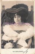 LA SOLEDAD - Actrice, Demi Mondaine, Cocotte, Courtisane - 1904 -  Actress, Woman, Courtesan - Inns