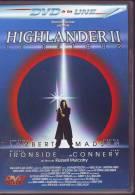 DVD HIGHLANDER II LE RETOUR (1) - Ciencia Ficción Y Fantasía