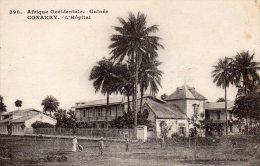 Guinee, Conakry, L'hopital - Guinée