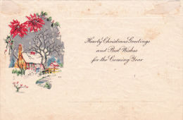 Weihnachtsgrüße Aus Brooklyn N.Y (HV) Hearty Christmas Greetings - Noël