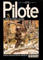 PILOTE N° 647 1972 - Pilote