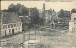 _ik176:-ESQUELBECQ - Kiosque Et Château - Frankreich