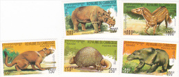 Cambodia 1994 Fauna Set MNH - Cambodge