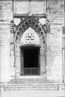 PN - 02 - LOIR ET CHER - MONTRICHARD - Portail De L'Eglise De Nanteuil - Plaques De Verre