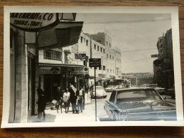 JERUSALEM ( Plymouth Car / ..aatarah Tours & Travel  / SAS / Changer ) Anno 1967 ( Zie Foto Voor Details ) ! - Lieux