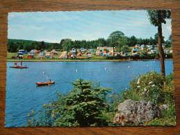 ROBERTVILLE Camping Et LAC Anno 1971 ( Zie Foto Voor Details ) !! - Waimes - Weismes