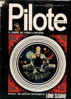 PILOTE N° 651 1972 - Pilote