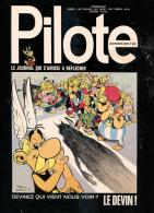 PILOTE N° 652 1972 - Pilote