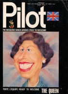 PILOTE N° 653 1972 - Pilote