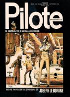 PILOTE N° 654 1972 - Pilote