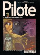 PILOTE N° 656 1972 - Pilote