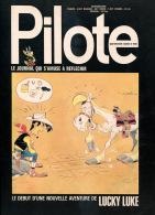 PILOTE N° 658 1972 - Pilote