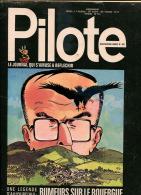 PILOTE N° 637 - Pilote